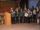 Proklamation der neuen Bezirksmajestäten 2014